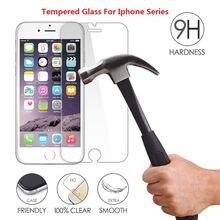 Защитная пленка из закаленного стекла для iphone se 2020 6 6s