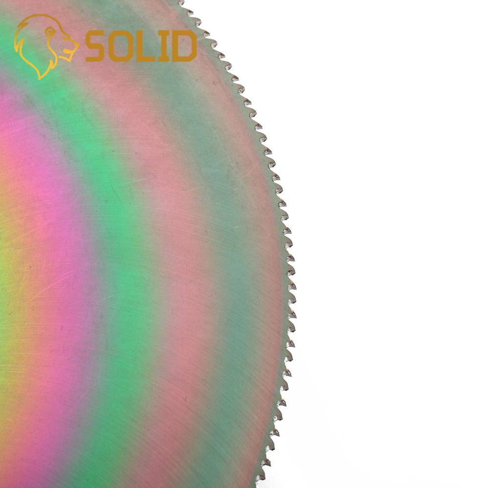 High Speed Steel Circular Saw Blade 275mm Cutting Disc for Stainless Steel HSS Thickness 1.2/1.6/2mm - 6