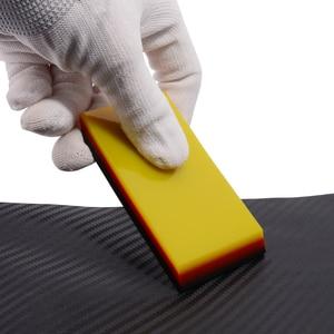 Image 3 - FOSHIO 2pcs ป้องกันสีฟิล์มติดตั้งไม้กวาดชุดรถยนต์เครื่องมือทำความสะอาดแปรงไวนิล Wrap Window Tint เครื่องมือ