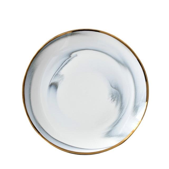 Nordic Ceramic Dishes