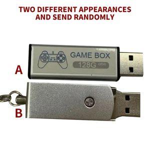 Image 2 - ילדי 128G משחק 7000 משחקי משחק Enhancer מורחב 176 מודלים עבור PS1 מיני