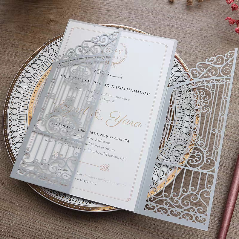 Wedding Greeting CardMetal Cutting Dies Scrapbooking New 2020 DIY Scrapbooking Photo Album Decorative Embossing DIY Paper Card