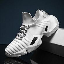 Sock shoes men summer Sneakers men Breat