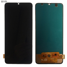 Incell Mobile LCD Display For Samsung Galaxy A70 A705 A705F SM-A705F LCD Display Touch Screen Digitizer Panel Assembly Frame