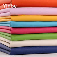 100x138cm Synthetic Leather Fabric Small Litchi PU Leather Fabrics Sewing DIY Bags Sofa Faux Artificial Leather Home Decoration
