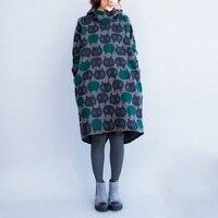 2019 New Fashion Autumn Winter Women Casual Mini Dress Printed Loose Long Sleeve Hooded Tunic Korean Style Oversize Warm Dress