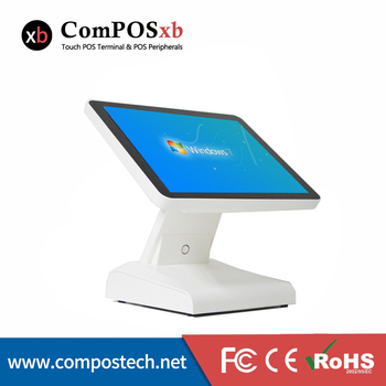 Windows Cash register Capacitive Touch POS Terminal Point of Sale Touch EPOS Systems 15 inch  POS Systems for retail