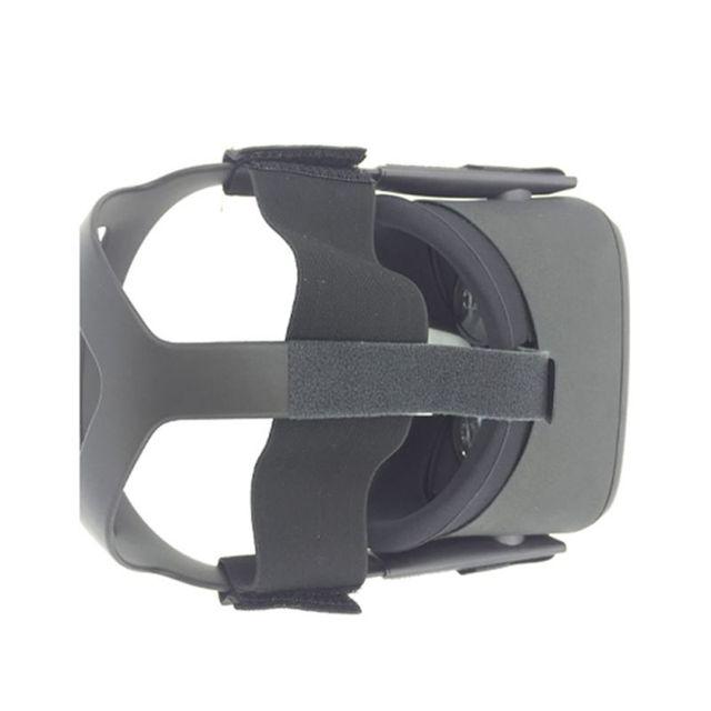 Zestaw do wirtualnej rzeczywistości pasek tkaniny wygodne okulary do vr pas dla Oculus Quest