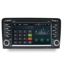 Car Multimedia Player 2 Din Android 9.0 GPS Head Unit for Audi A3 8P/A3 8P1 3-Door Hatchback/S3 RS3 Sportback DVD Radio(China)