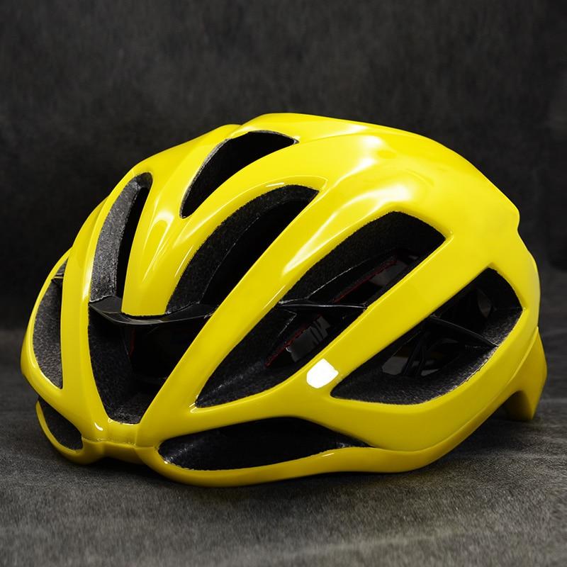 Cycling Helmet EPS Integrally-molded Breathable Bicycle Helmet Aero Cascos Capacete Ciclismo Red MTB Road Bike Helmet Adult