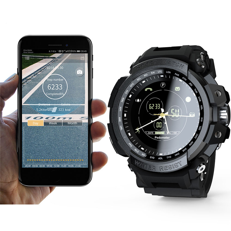 Relógio inteligente mk28 relógio redondo telefone bluetooth