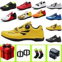 Мужская обувь для велоспорта sapatilha ciclismo mtb мужские