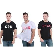 Dsqicond2 брендовая летняя хлопковая футболка с надписью мягкая