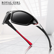 ROYAL GIRL Polarised Driving Sun Glasses Men Polarized Styli