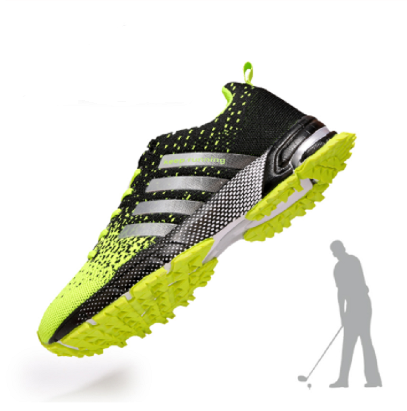 Non-slip New Men Women Professional Golf Shoes Breathable Golf Training Sneakers Big Size Outdoor Golf Trainers For Men Women