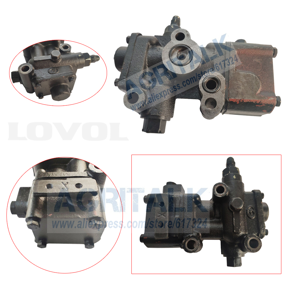 FT250.57.001, the distributor (with valve) for Lovol FT250 / FT254 tractor, distributor supplied with no handle