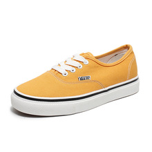 Womens Sneakers Canvas Shoes Fashion Flats Low-cut Lace-up