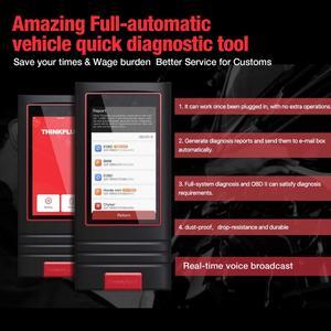 Image 3 - Thinkcar Thinkplus Intelligente Auto Vehicel Diagnosi Automaticamente Caricato Rapporto Professionale Facile Da Auto Completo del Sistema di Controllo