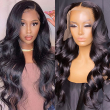 ALEESA Curly Lace Front Human Hair Wigs For Women Body Wave 13x4 4x4 Brazilian Remy Hair Frontal Closure Wigs for Black Women