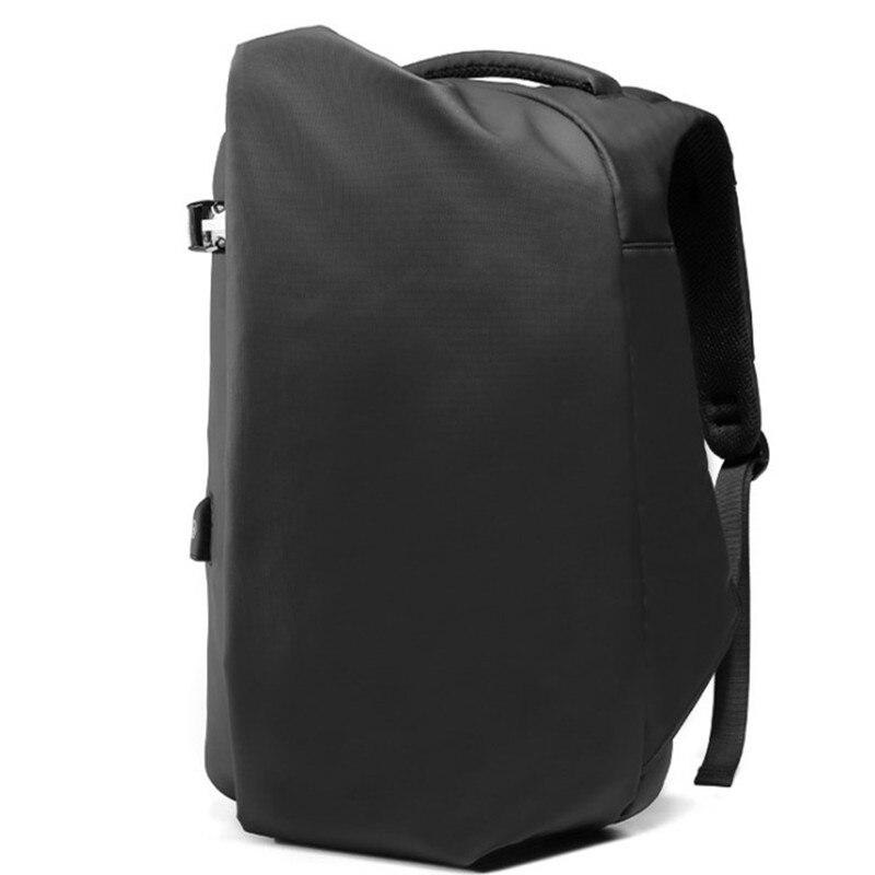 USB Charge Anti Theft Backpack Men Travel Security Waterproof School Bags College Teenage 15inch Laptop Tablet Man Backpacks Bag