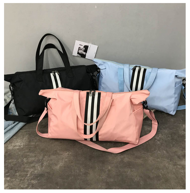 New Products Fashion Sports Travel Bags, Travel Luggage Bags Large Capacity Fitness Storage Bags