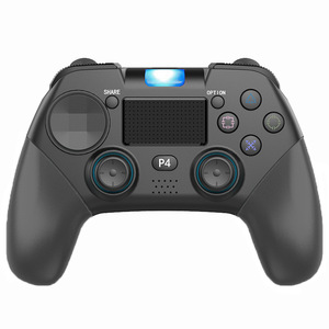 Wireless Gamepad Bluetooth 4.0 Vibration Touch Screen Controller For PS4 PC STEAM Wireless Joystick Joypad For Tablet PC TV