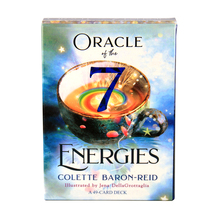 Guidebook-Cards Oracle-Of-The-7 And PDF Energies:A-49-Card-Deck Wisdom-Of-The-Energy-Of-Seven
