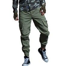 Pantalon Cargo pour homme, pantalon militaire à poches multiples, pantalon Long, 29 38 AXP127, automne livraison directe, 2020