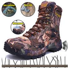Горячая Распродажа водонепроницаемые походные ботинки мужские