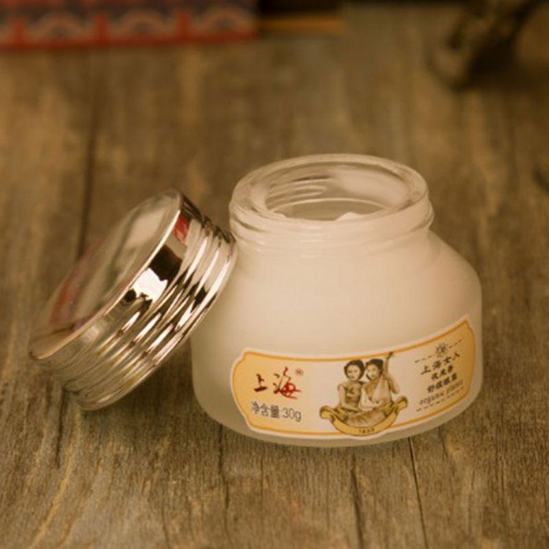 30g Natural Tuberose Essence Moisturizing Firming Eye Cream Fragrant Hydrating Anti-Aging Repair Remove Dark Circles Skin Care
