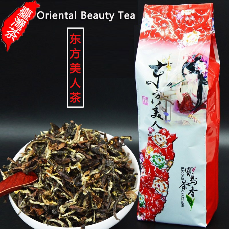 Oriental Beauty Tea Punfeng Tea Taiwan Baihao Oolong Original Import Traditional Handmade Alpine Oolong Tea Honey  150g 300g