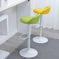 Adjustable Height Bar Chair Lifting Bar Counter Stool Stylish Simplicity Home Leisure Swivel Chair Office Coffee Chair