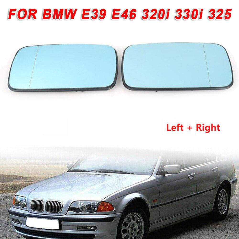 BMW E46 3 SERIES 1998-2005 SEDAN DOOR WING MIRROR GLASS