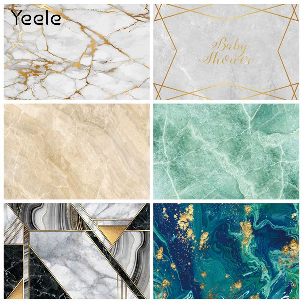 YEELE 12x8ft Marble Color Backdrop Colorful Abstract Painting Photography Background Kids Adults Artistic Portrait YouTube Room Decoration Photobooth Photoshoot Props Digital Wallpaper