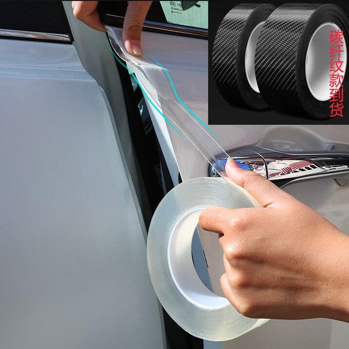 Protection voiture pare-chocs peinture surface prévention des rayures corps transparent Automobile peinture Film protecteur en gros CSV
