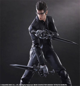 Image 3 - Final Game Fantasy Play Arts Kai Action Figure Sephiroth Cloud Strife Noctis Lucis Cindy Aurum Squall Leonhart Figures Toy Doll