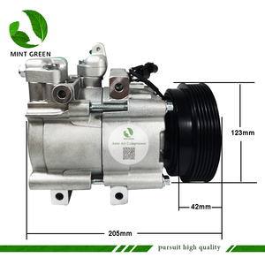 Image 5 - HCC מדחס AC עבור רכב קאיה Kia סדונה 2002 2005 V6 3.5L 10345931 10350731 1010973 CO4050CA 6020768 2041627