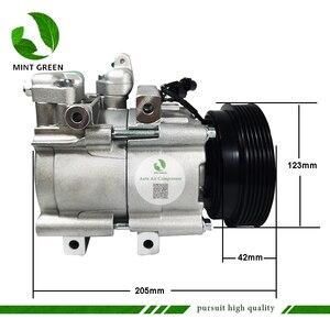 Image 5 - HCC AC Kompressor Für Auto Kia Kompressor Kia Sedona 2002 2005 V6 3,5 L 10345931 10350731 1010973 CO4050CA 6020768 2041627