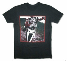 Slipknot Skeleton Body Mens Black T Shirt New Adult
