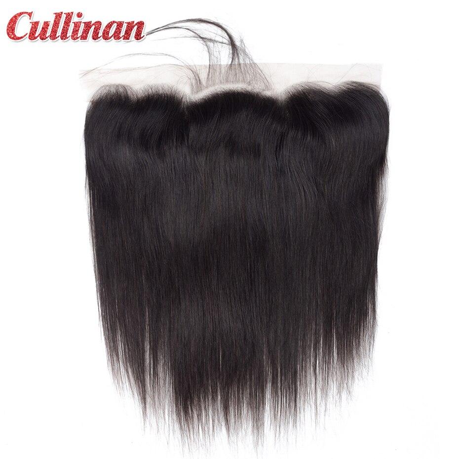 Перуанские прямые швейцарские фронтальные волосы 13x4 с детскими волосами куллинан Реми натуральные предварительно выщипанные человечески...