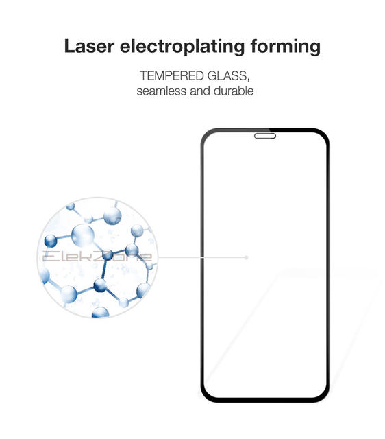 5PcsLot Full Cover Tempered Glass For iPhone XS Max XR X Screen Protector HD Glass On iPhone 6 6PLUS 7 7PLUS 8 8PLUS 11 Pro MAX (7)