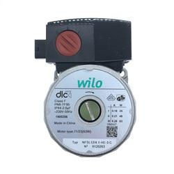 Motor de bomba de circulación de agua de parte de caldera de Gas para Wilo NFSL12/4,1-HE-3 C