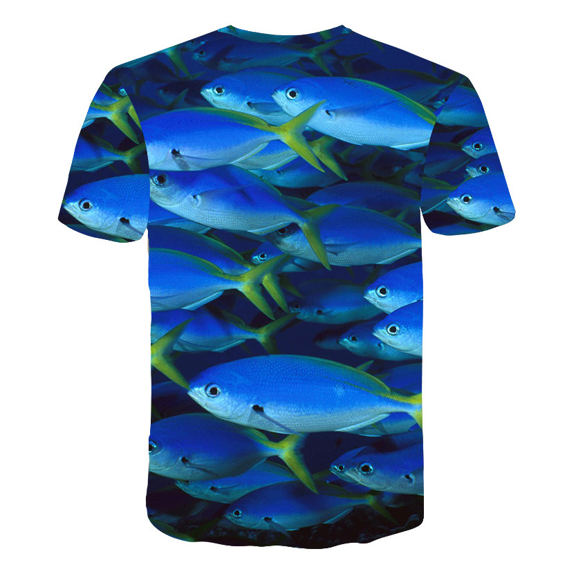 Ani-Mates Hedgehog Animals Kids T-Shirt Fun Clothes Tees Boys Girls Tops