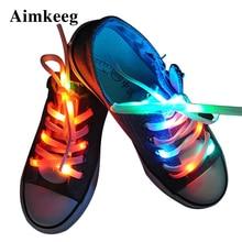 Lamp Belt Shoelace-Lamp Night-Light Led Waterproof Fashion Luminous-Lamp Outdoor And