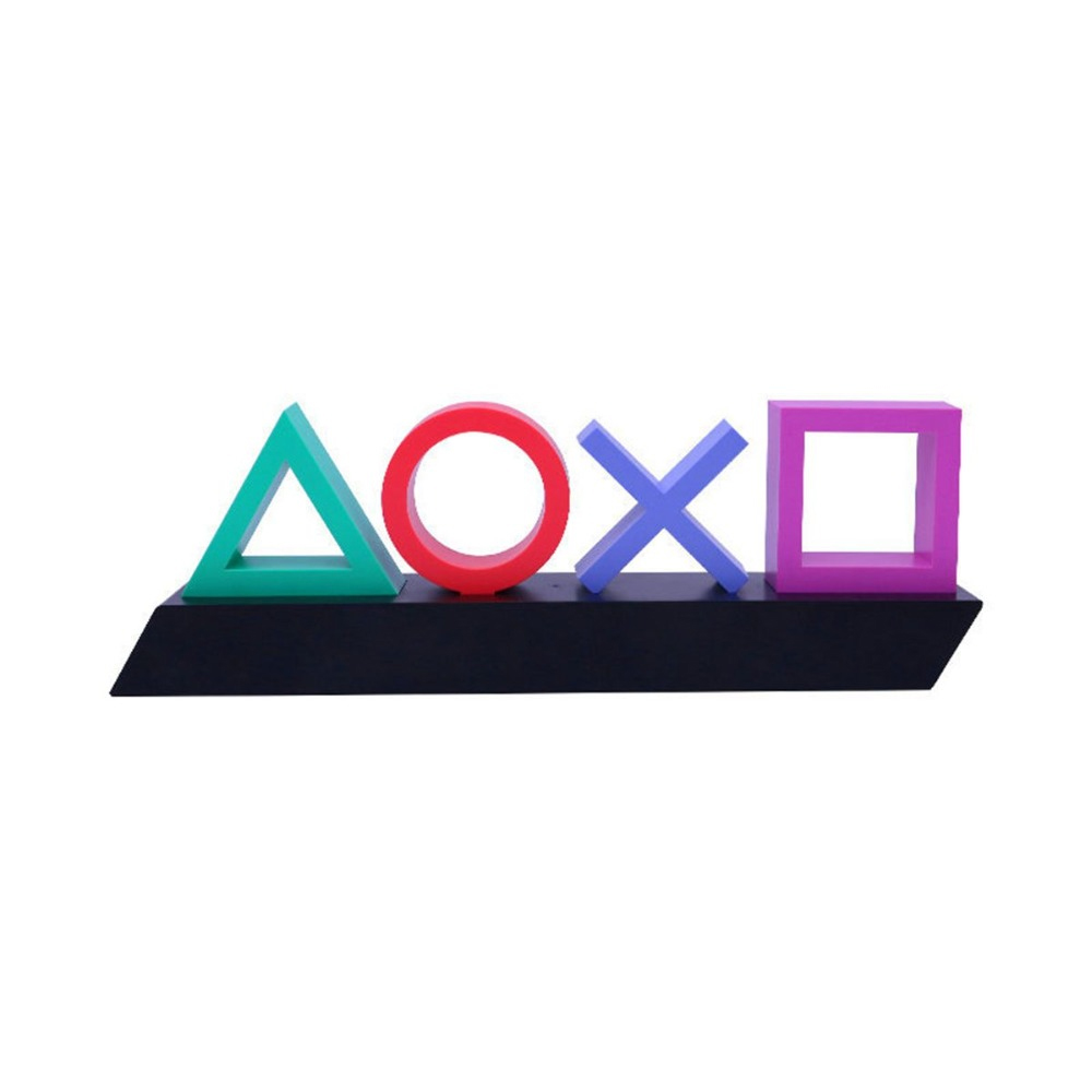 Voice Control Game Icon Light Acrylic Atmosphere Neon Dimmable Bar Atmosphere Lampara Club KTV Decorative Light Dropshipping 11