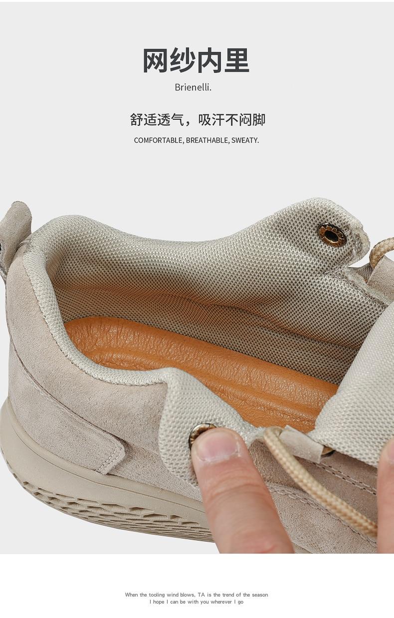 Mocassins masculinos sapatos de couro genuíno zapatillas