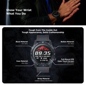 Image 2 - החדש 2020 Zeblaze NEO 2 Smartwatch בריאות & כושר עמיד למים/טוב יותר סוללה חיים קלאסי עיצוב Bluetooth 5.0 עבור אנדרואיד/IOS
