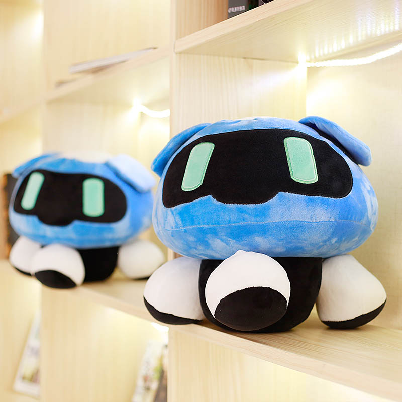 18-55cm Overwatches Plush Toys Onion Small Squid Soft Stuffed Plush Doll Toy Cartoon Animal Peluche for Children Christmas Gifts 1