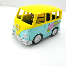 Diecast-Toys Metal-Model Kevin Stuart Little-Yellow Kids Boy 1:50-Cars Dave-Collection
