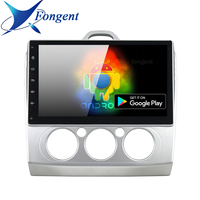 9 inch Android 9.0 Car Radio For ford focus EXI MT 2 3 Mk2 2004 2005 2006 2007 2008 2009 2011 2Din GPS Multimedia Player